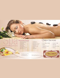 A taste of heaven spa