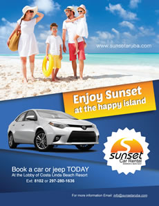 Sunset Car Rental